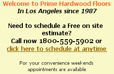 LA's Professional and Reliable Wood Contractor: An Interview with Prime Hardwood Floors